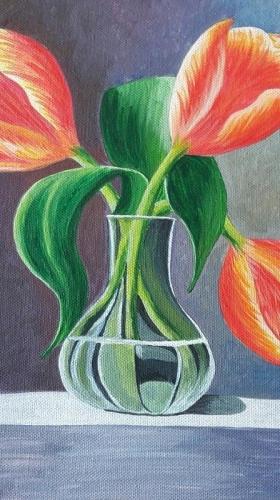 Tatjana-Grca-oranzni-tulipani